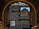 The Old West Emporium Website