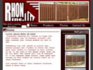 Rhon Inc. Website